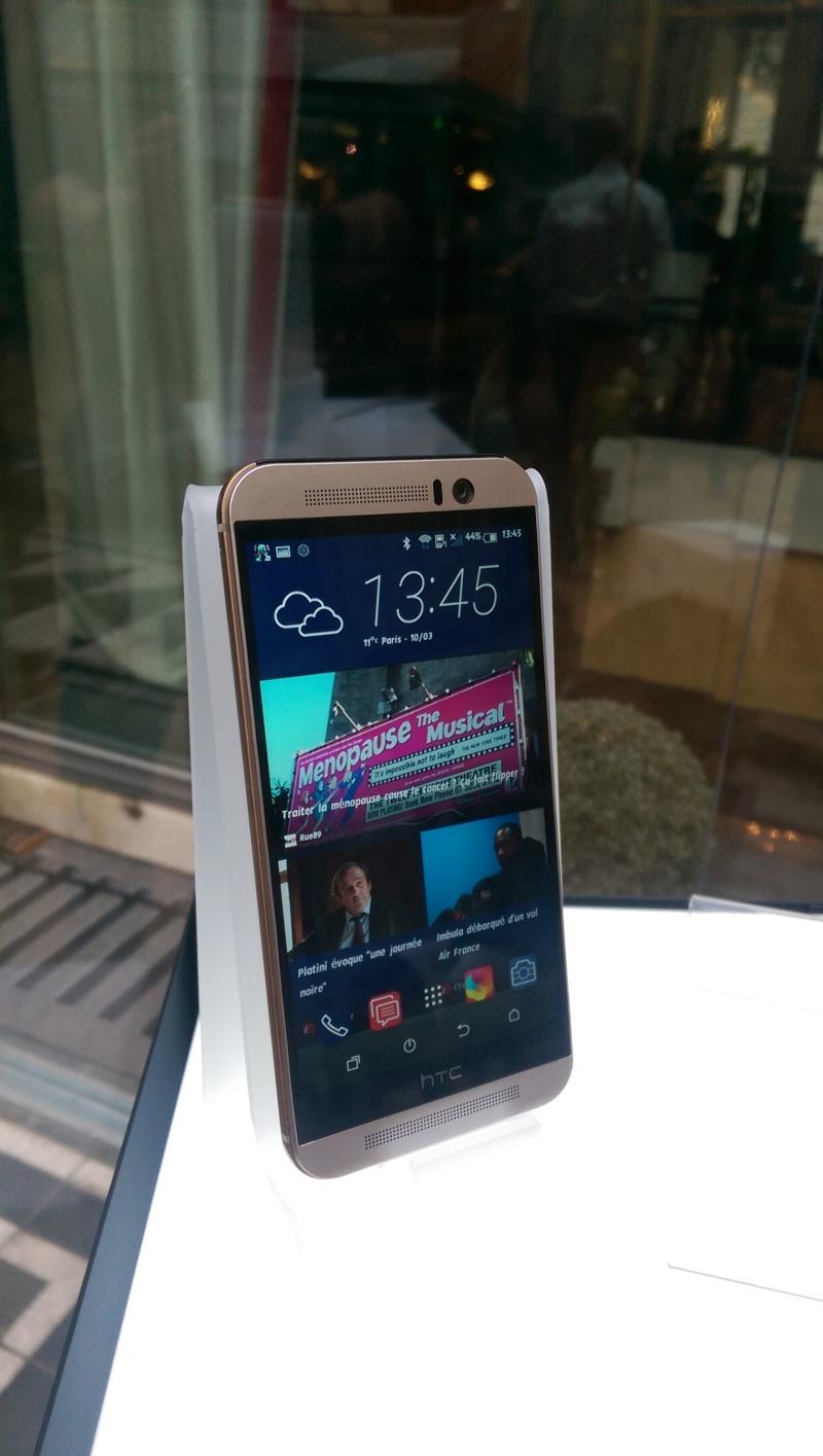 [Retour] Prise en main du HTC one M9 Imag4810
