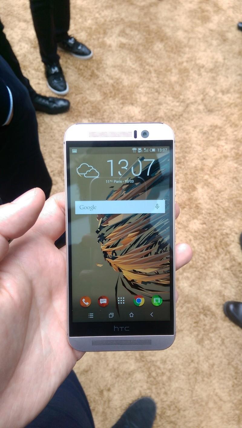 [Retour] Prise en main du HTC one M9 Imag4811
