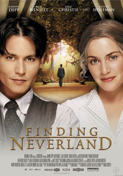 Finding Neverland [ Biographie / Drame ] Affich10