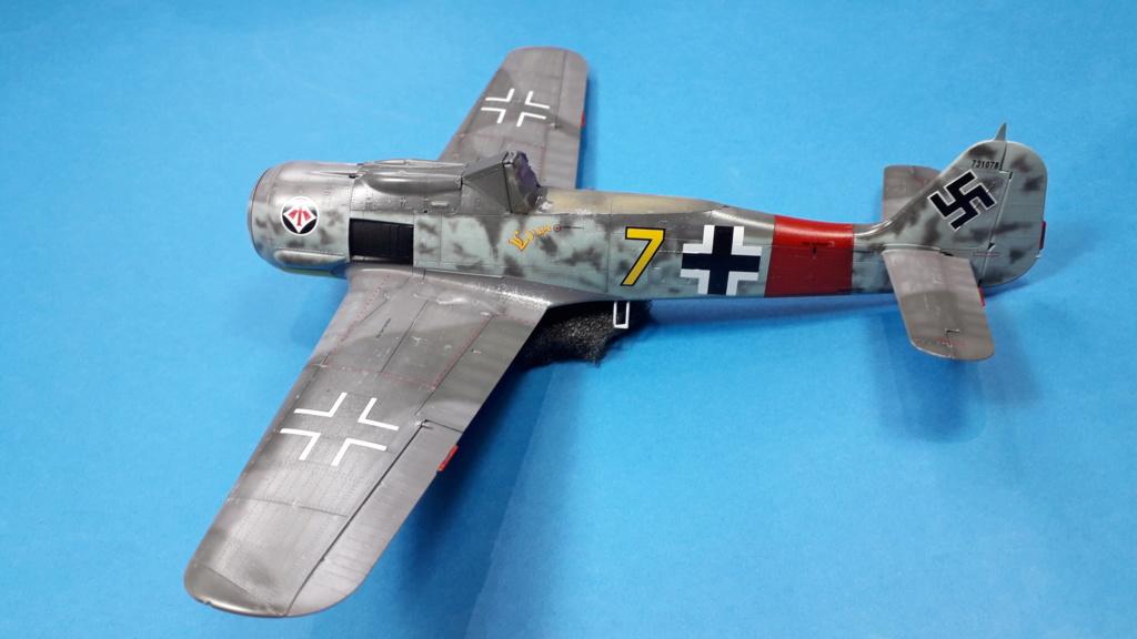 Fw 190 A-8 / Walter Köhne 20191216