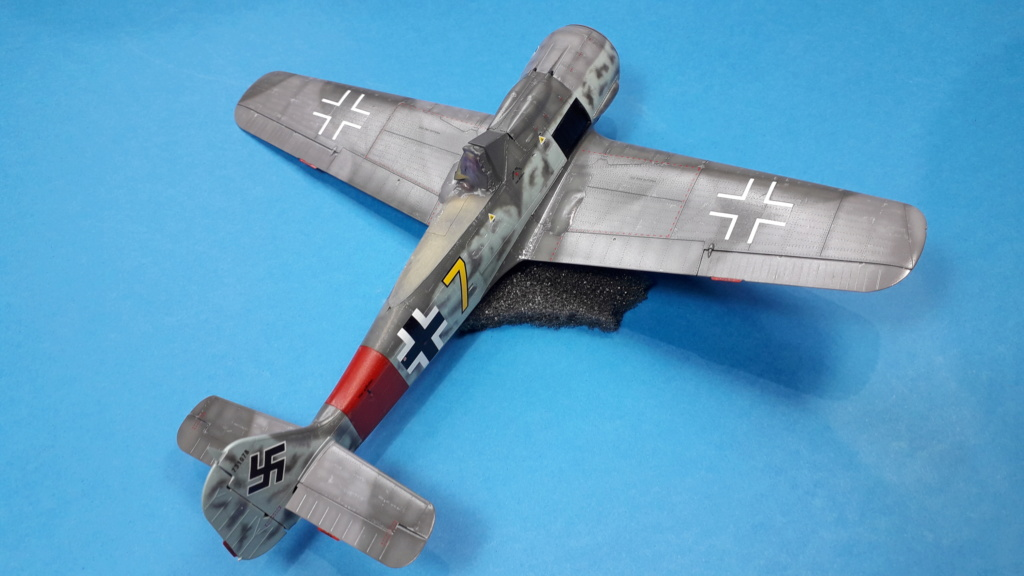 Fw 190 A-8 / Walter Köhne 20191217