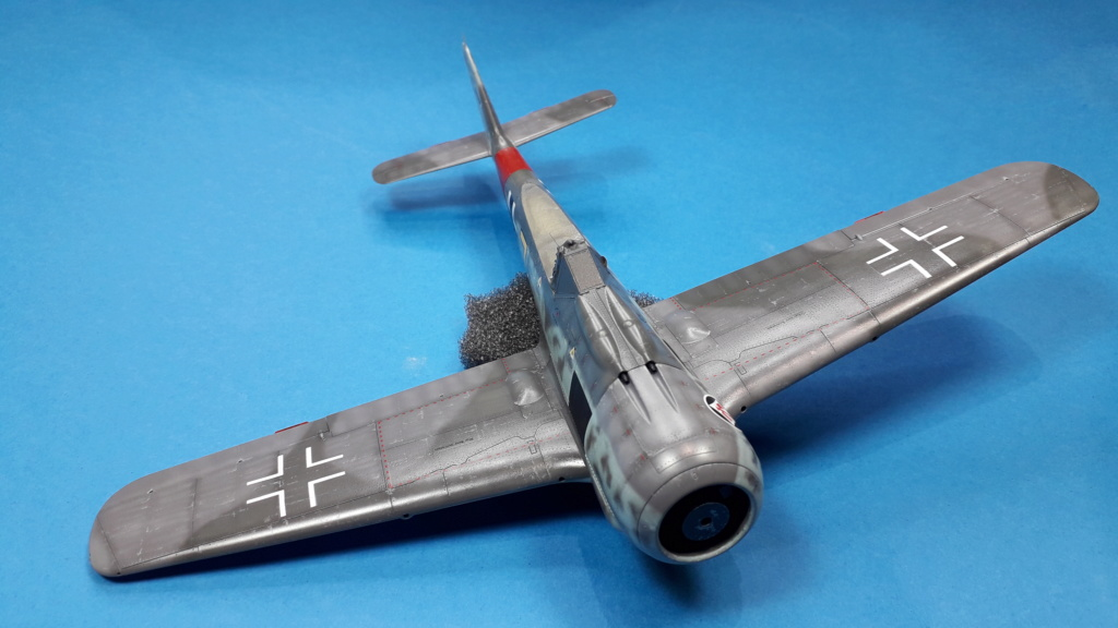 Fw 190 A-8 / Walter Köhne 20191219