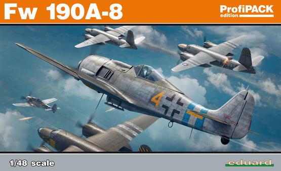 Fw 190 A-8 / Walter Köhne 8214710