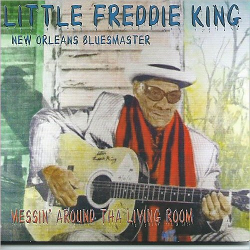 LITTLE FREDDIE KING New Orleans Bluesmaster 14241610