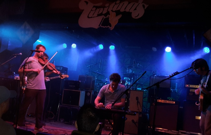 MARDI GRAS IN NEW ORLEANS 13/02 Tipitina's 20150211
