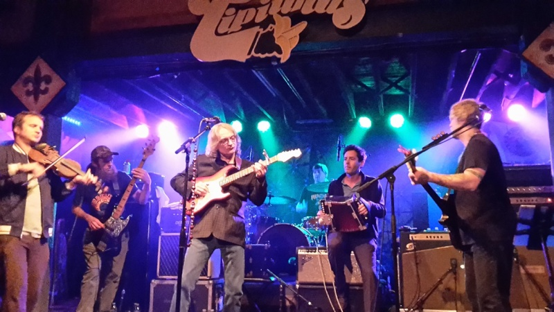 MARDI GRAS IN NEW ORLEANS 13/02 Tipitina's 20150212