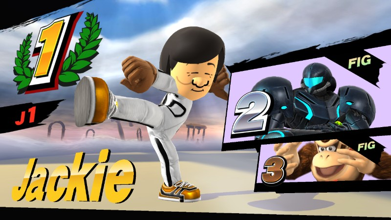 Super Smash Bros For Wii U  - Page 10 Jackie10