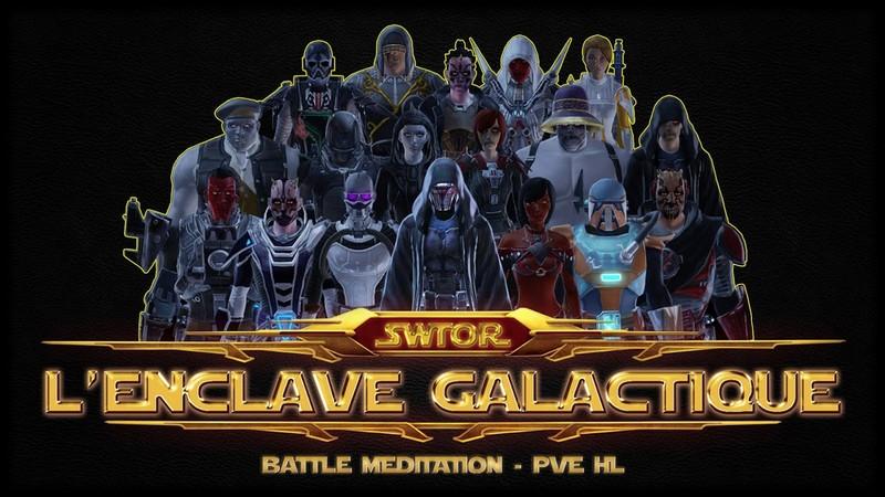 L'enclave Galactique