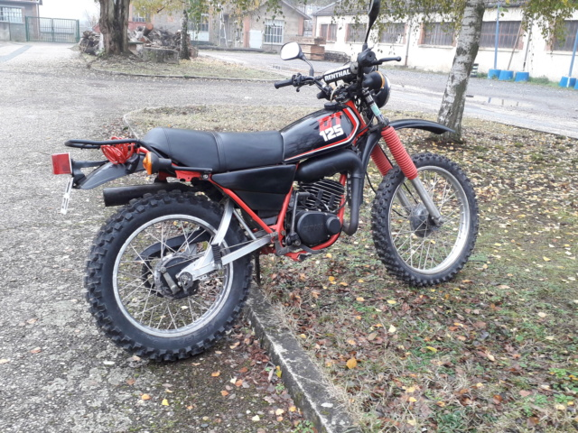 YAMAHA DTMX 1988 20181135