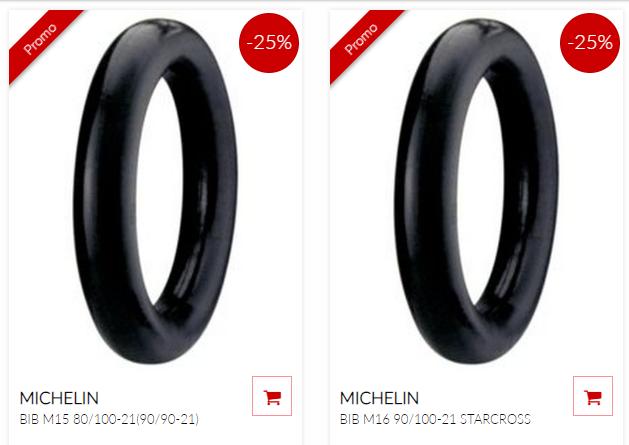 Taille pneu avant Bib11