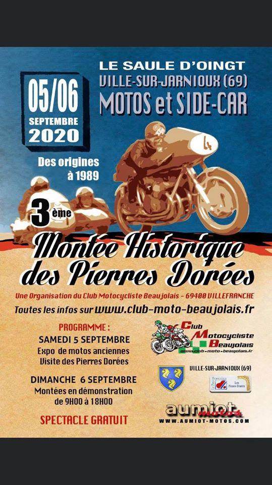 """Dimanche 2 septembre  """"montée historique des pierres dorées"""" Pierre10"""