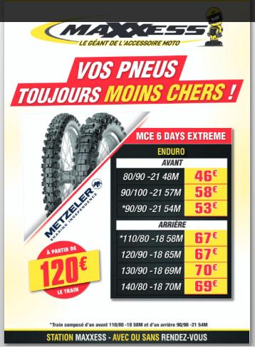 Pneu  Michelin AC10 100X100X18 sur Cantilever carré Pneus_10