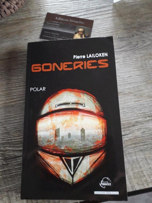 """""""GONERIES""""Un roman motard écrit par un motard  Thumbn10"""