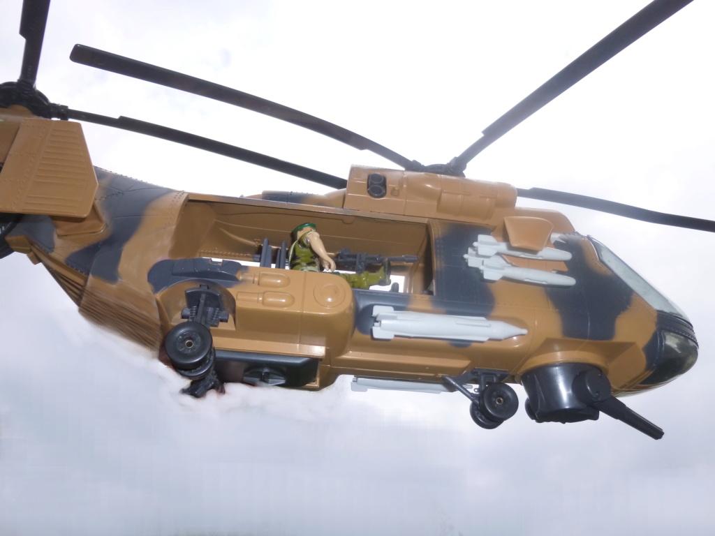 L'envol du Tomahawk T310