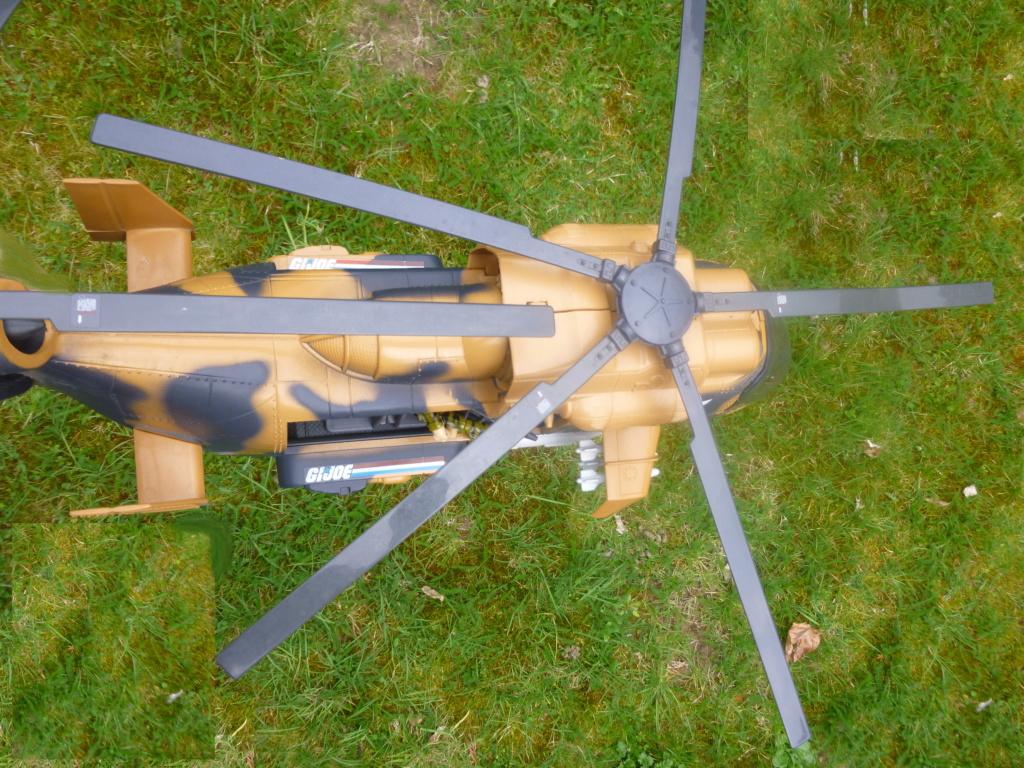 L'envol du Tomahawk T410