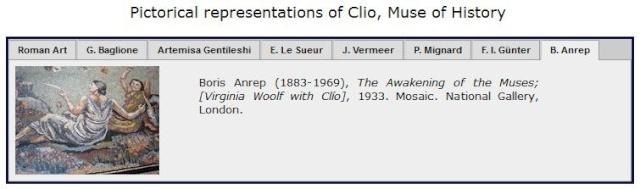 Un portail sur l'histoire (en castillan) Clio-p10