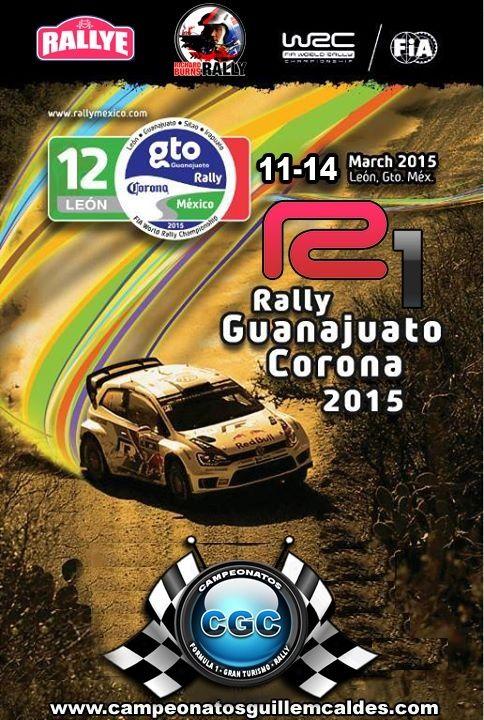 Crónicas de los pilotos rally a rally 201510