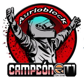 Aurioblock, campeón de rFactor de la Temporada 1 en CGC