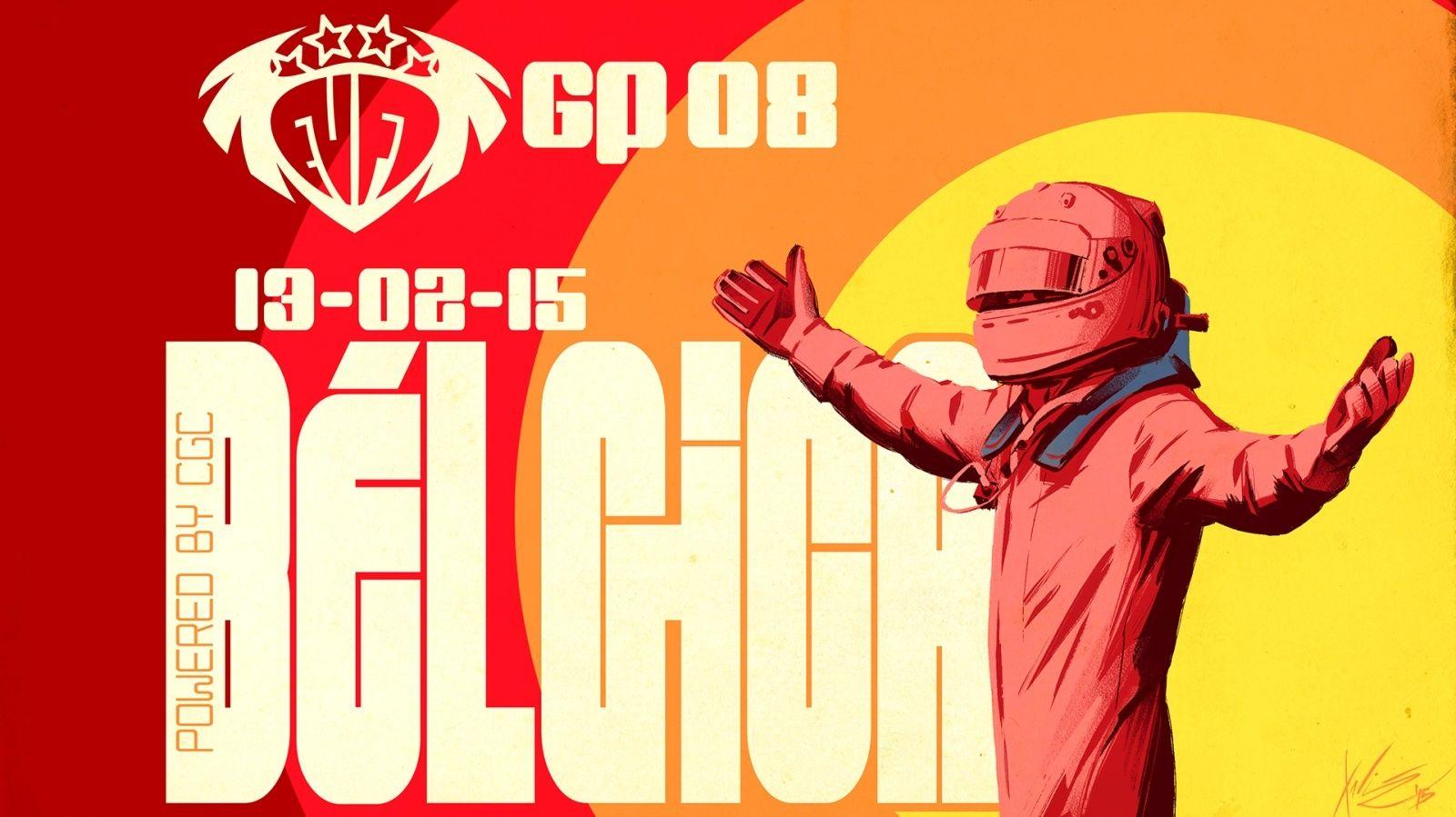 "[8/19] #EVF1 GP Bélgica ""Spa"" 13/02/15 Belgic10"
