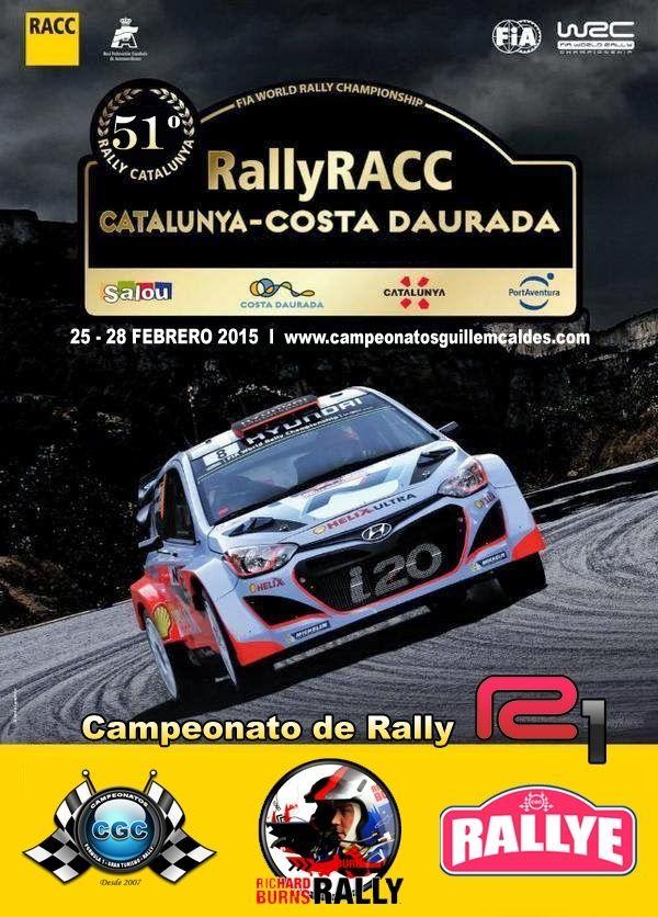 Roadbook Rally Racc Catalunya-Costa Daurada #RBR R1 Catalu10