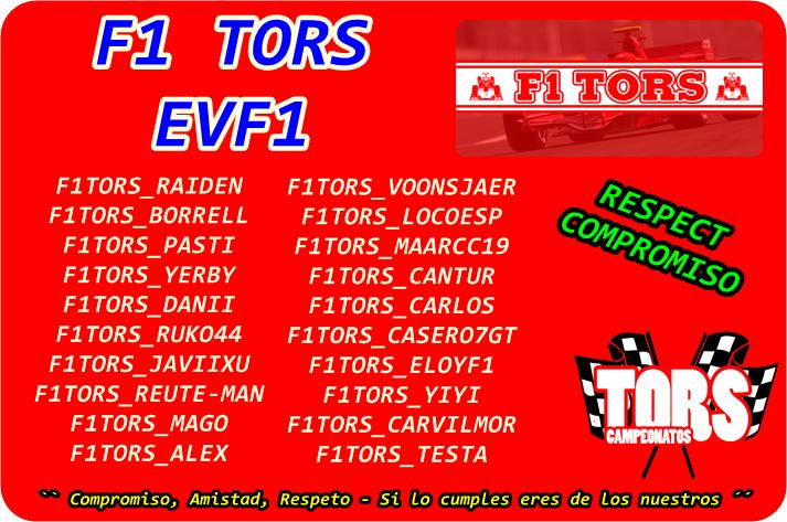 [EuroVirtual F1] Mercado Pilotos / Semana fichajes Equipo12