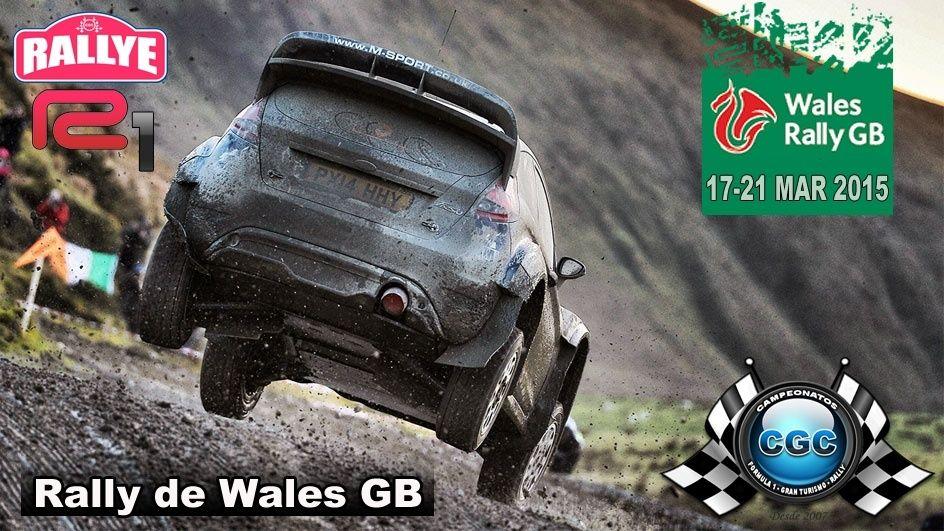 Roadbook Rally Wales R1 Logo_g11