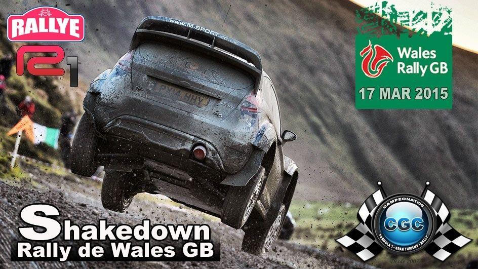 Confirmación Shakedown Rally Wales  16/03/2015 Logo_s11
