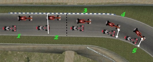 #EVF1. F1ITALIAN_Vergne vs JIM-Nrvotank - GP Belgio Mal_x10