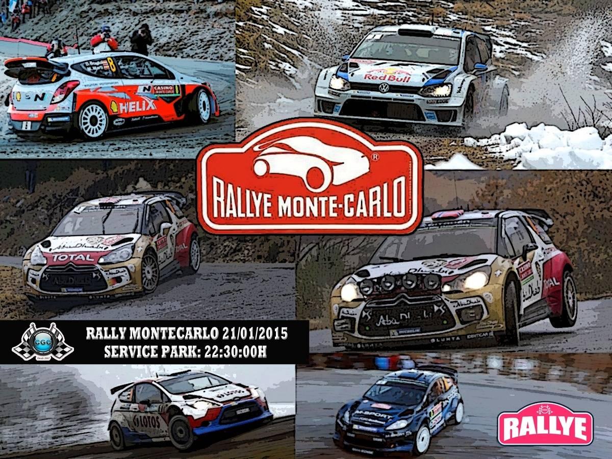 Tramos Rally Montecarlo Rally_12