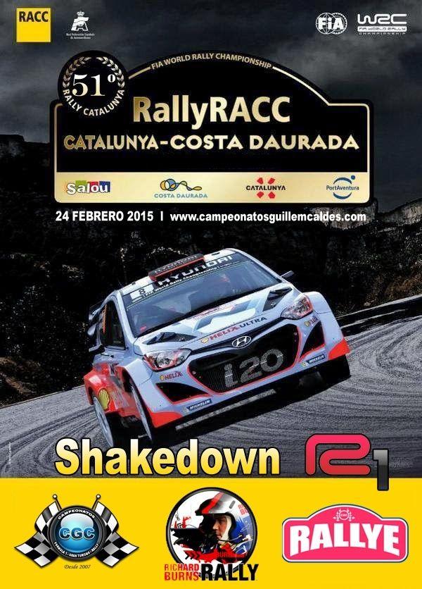 Confirmación Shakedown Rally Racc Catalunya-Costa Daurada  24/02/2015 Shaked10