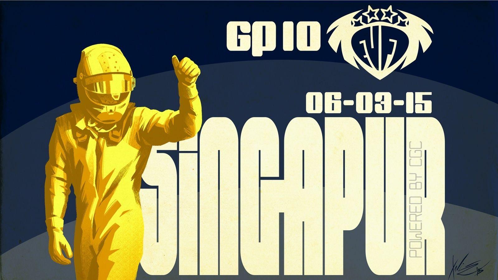 "[10/19] #EVF1 GP Singapur ""Marina Bay"" 06/03/15 Singa10"