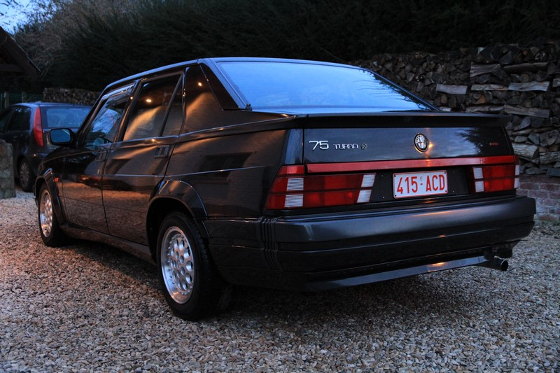 Alfa 75 Turbo ASN Img_8812
