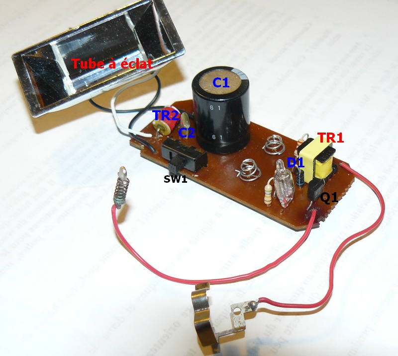 [Réalisation] Stroboscope de poche Circui11