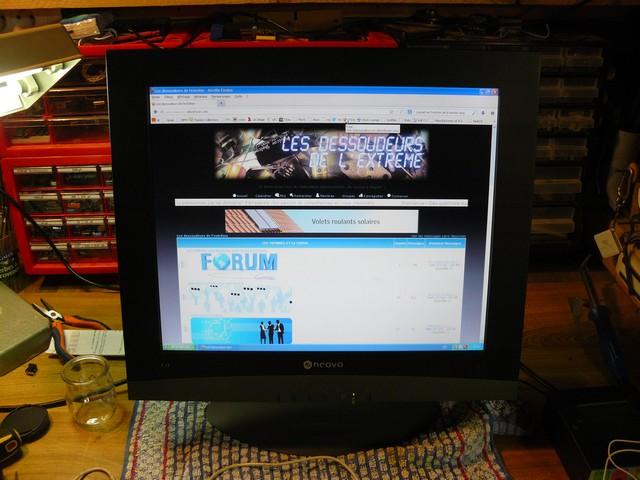 Réparation Ecran LCD d'ordinateur Fin10