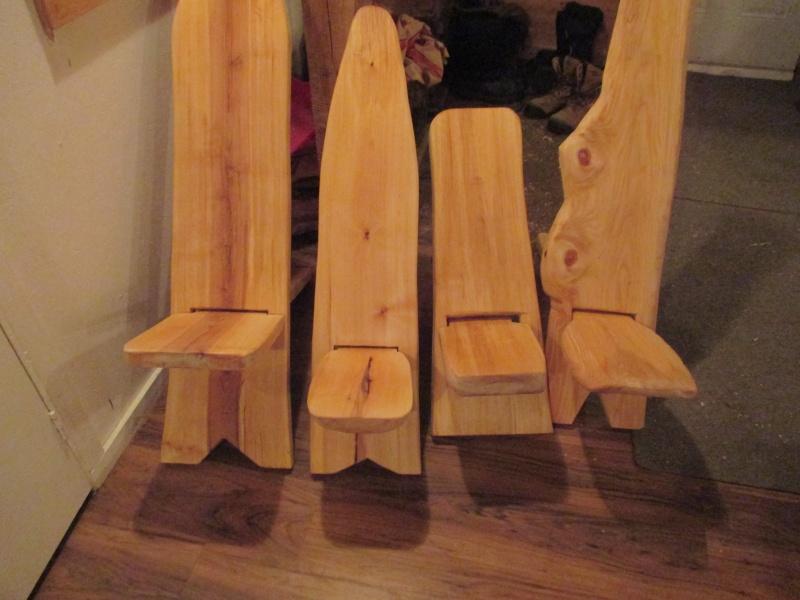 Mon atelier de meubles de  bois massif 02010