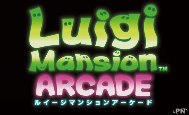 Luigi Mansion Arcade 54ccfb10