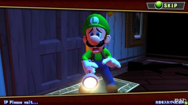 Luigi Mansion Arcade 54ccfb12