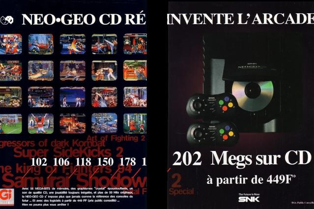 Pub Neo-Geo Neogeo10