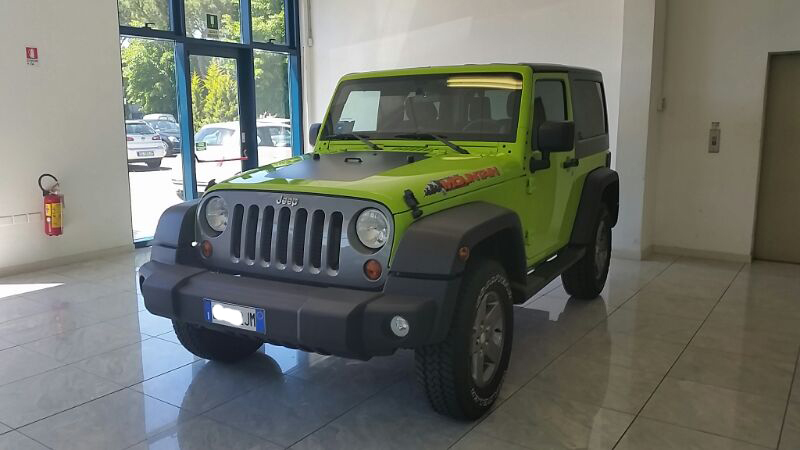 JK 2.8 CRD DPF 200cv Mountain Edition 2013 Sam1_212