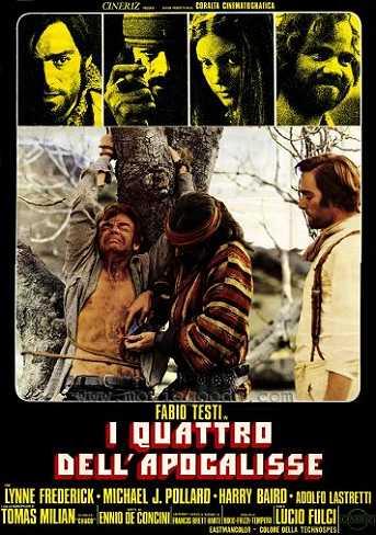 I quattro dell'Apocalisse (1975) Tower11