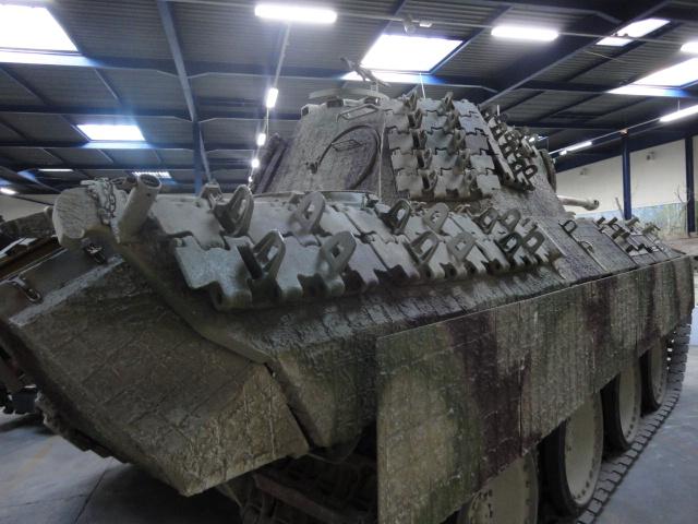 panzer - Panther G début de production de la 116 panzer-division  - Page 2 Visite26