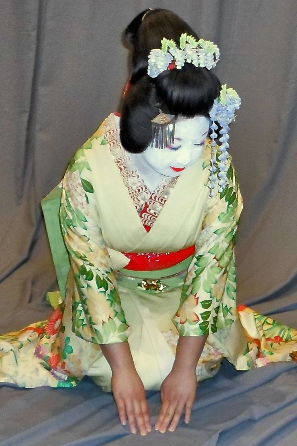 Kimono Contest #1 - Spring Christ10