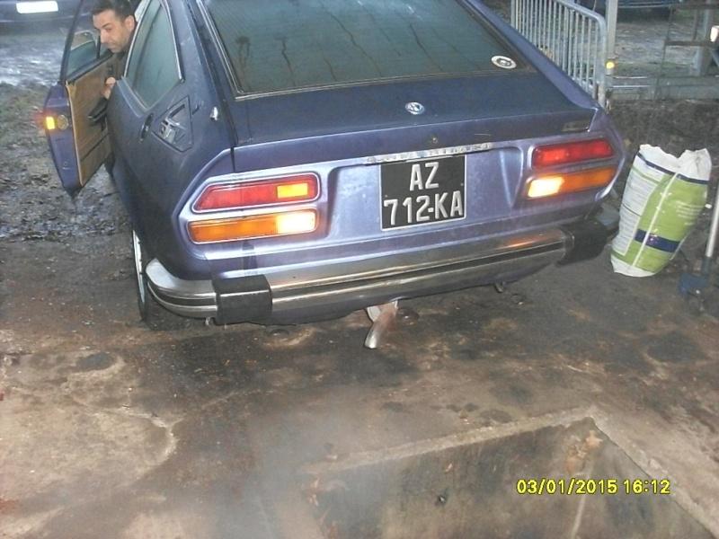 ma nouvelle auto  un GTV  inox  - Page 35 Sl380214