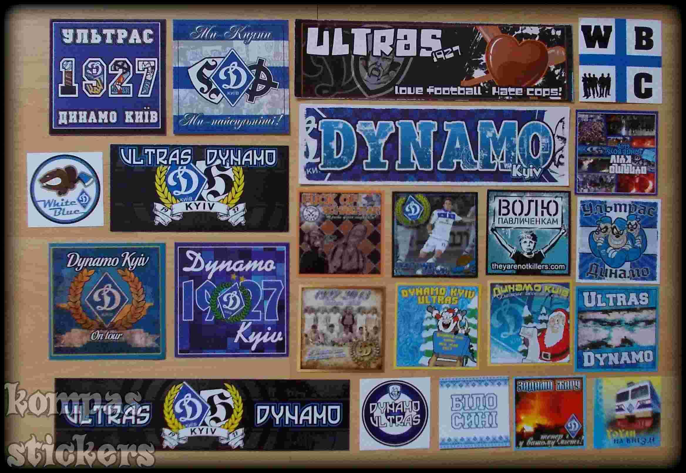 DYNAMO KYIV Dinamo18