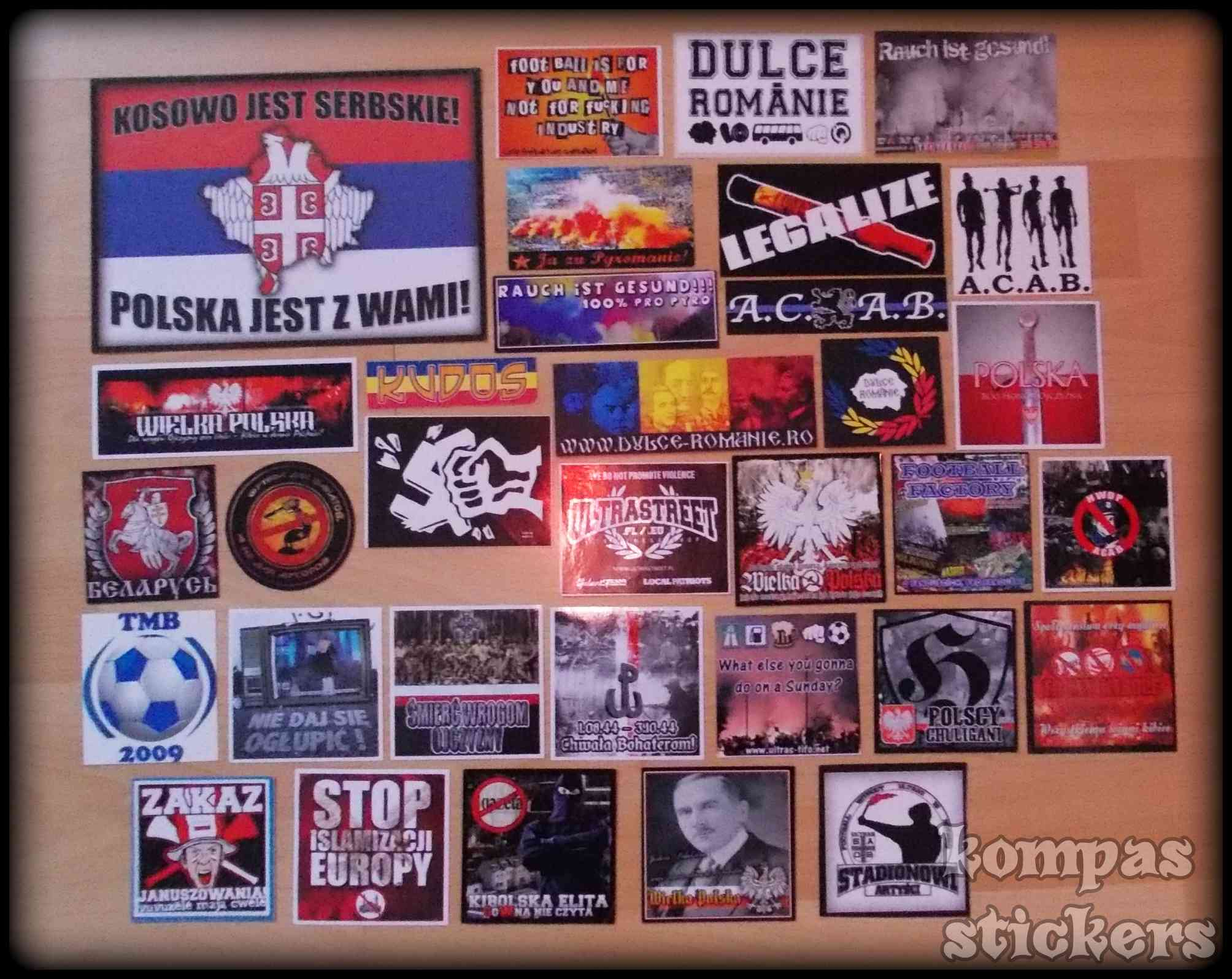 ULTRAS,ACAB,PYRO,RIGHT WING, LEFT WING... Non-cl10