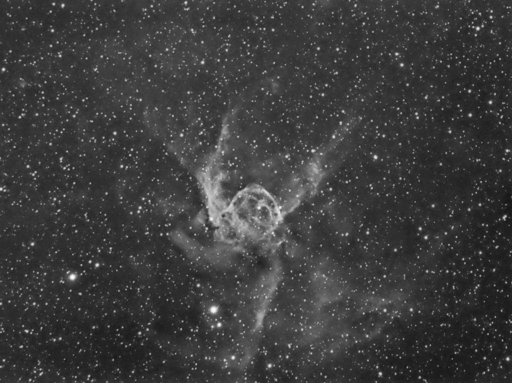 """NGC 2359 """"Le Casque de Thor """" Thor411"""