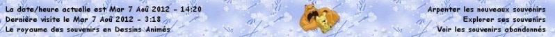 Forum de Caline Le royaume des souvenirs en dessins animés - Page 4 Zezer10