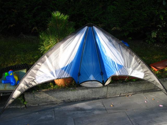 VENDU - A vendre ou à échanger - Benson Gemini UL en bleu Img_1117