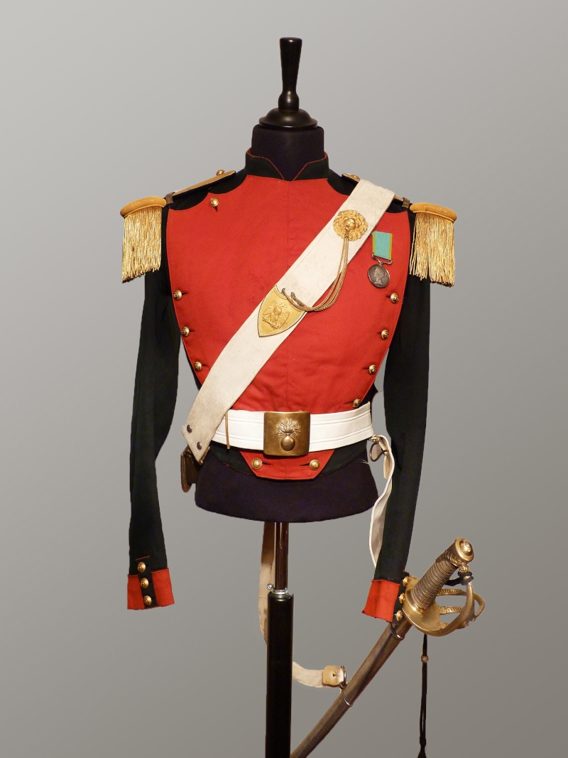 Ma petite collection: Officiers de Cavalerie 011_mo10