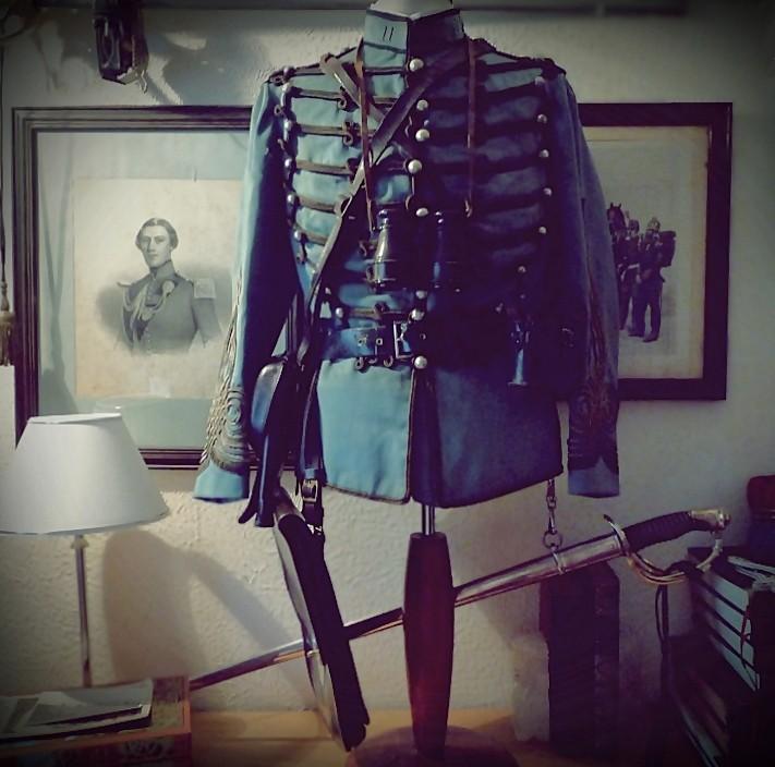 Ma petite collection: Officiers de Cavalerie Clichy13
